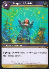 Prayer of Spirit TCG Card.jpg