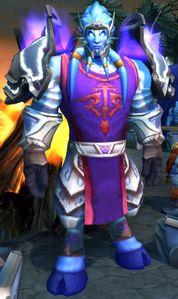 Image of Commander Ra'vaj