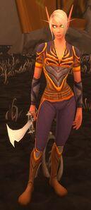 Image of Ranger Jaela