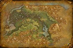 Mapa Mokradeł