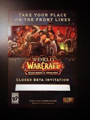 Warlords Closed Beta invite card.jpg