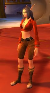 Image of Blood Elf Commoner