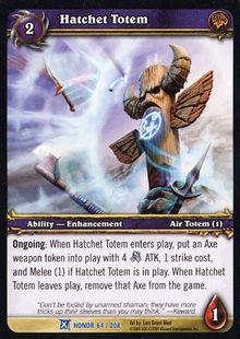 Hatchet Totem TCG Card.jpg