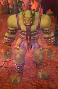 Image of Cheerful Orc Spirit