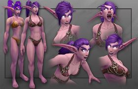 Model updates - night elf female 2.jpg