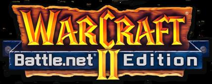 Warcraft II: Battle.net Edition logo