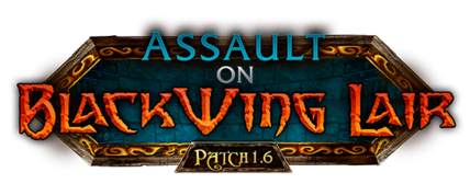 Assault on Blackwing Lair logo