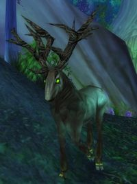 Image of Elder Shadowhorn Stag