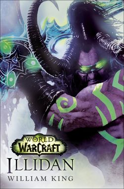 World of Warcraft Illidan cover.jpg