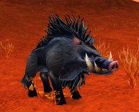 Image of Dire Mottled Boar