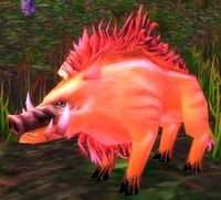 Image of Thistle Boar