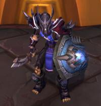 Image of Forsaken Battleguard
