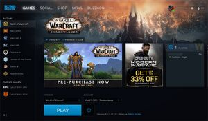 how to repair wow with battle.net launcher