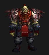 Image of Warden Gartok Ragefist