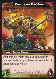 Conqueror Hashkon TCG Card.jpg