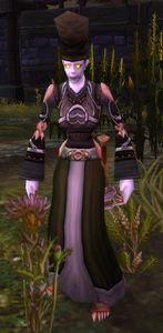 Image of Dark Cleric Claressa