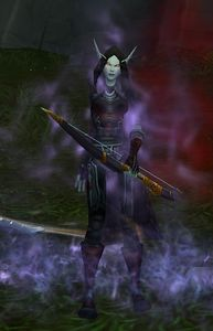 Image of Dark Ranger Jess
