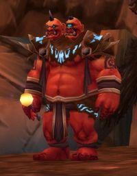 Image of Krosh Firehand