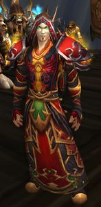 Image of Magister Edien Sunhollow