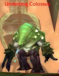 Image of Underbog Colossus