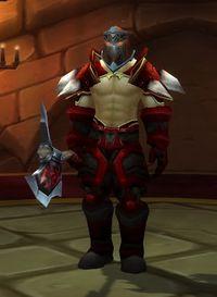 Image of Armsmaster Harlan