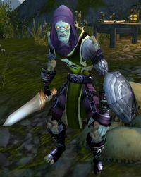 Image of Deathstalker Mortis
