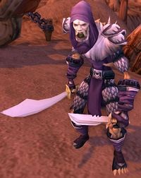Image of Horde Silithyst Sentinel
