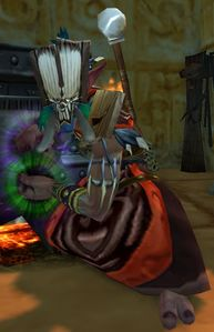 Image of Witch Doctor Zum'rah