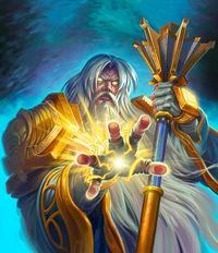 Image of Graves the Cleric