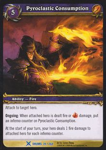 Pyroclastic Consumption TCG Card.jpg