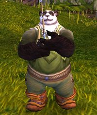 Image of Gladecaster Lang Blackbrow