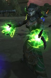 Image of Gilnean Druid