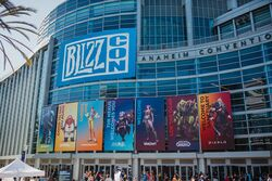 BlizzCon Anaheim Convention Center.jpg