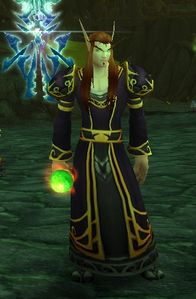 Image of Seasoned Magister