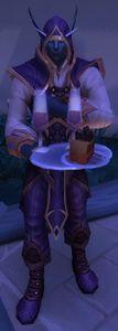 Image of Disgruntled Servant