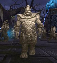 Image of Animated Warrior