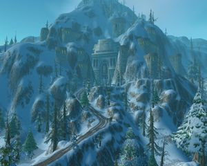Ironforge - Wowpedia - Your wiki guide to the World of Warcraft