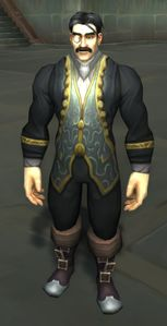 Image of Kul Tiran Civil Inspector