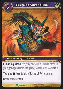 Surge of Adrenaline TCG Card.jpg