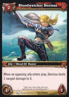 Bloodwatcher Denissa TCG Card.jpg