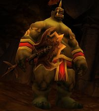 Image of Gor'marok the Ravager