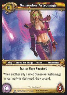 Sunseeker Astromage TCG Card.jpg