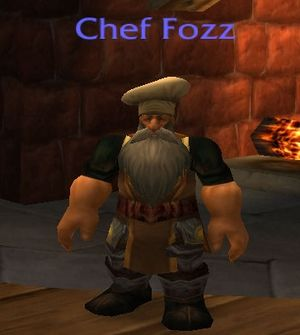 Chef - Wowpedia - Your wiki guide to the World of Warcraft