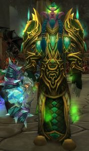 Image of Corrupted Arcanist
