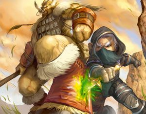 Rogue - Wowpedia - Your wiki guide to the World of Warcraft