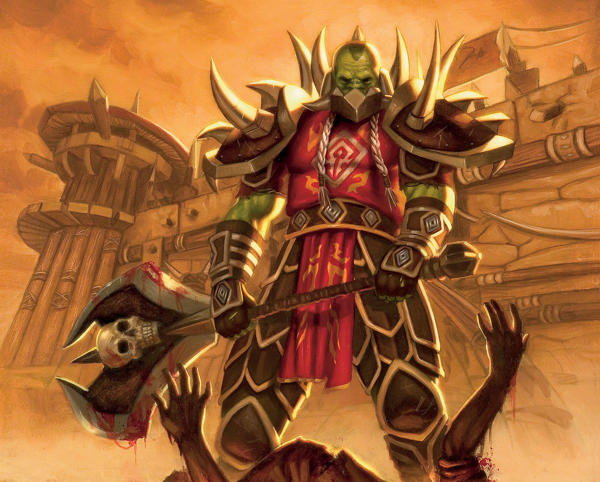 Saurfang facts - Wowpedia - Your wiki guide to the World of