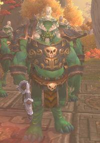 Image of Reanimated Jade Warrior