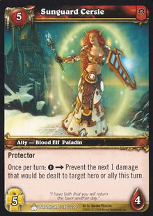 Sunguard Cersie TCG Card.jpg