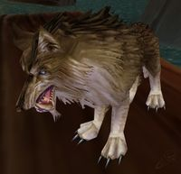 Image of Worg Pup