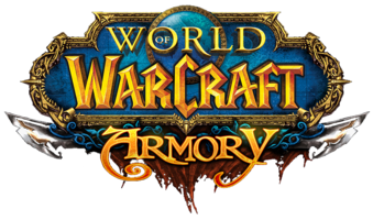World of Warcraft: Armory logo